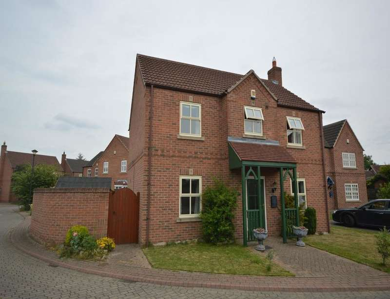 4 Bedrooms Detached House for sale in Station Court, Hatfield, Doncaster, DN7