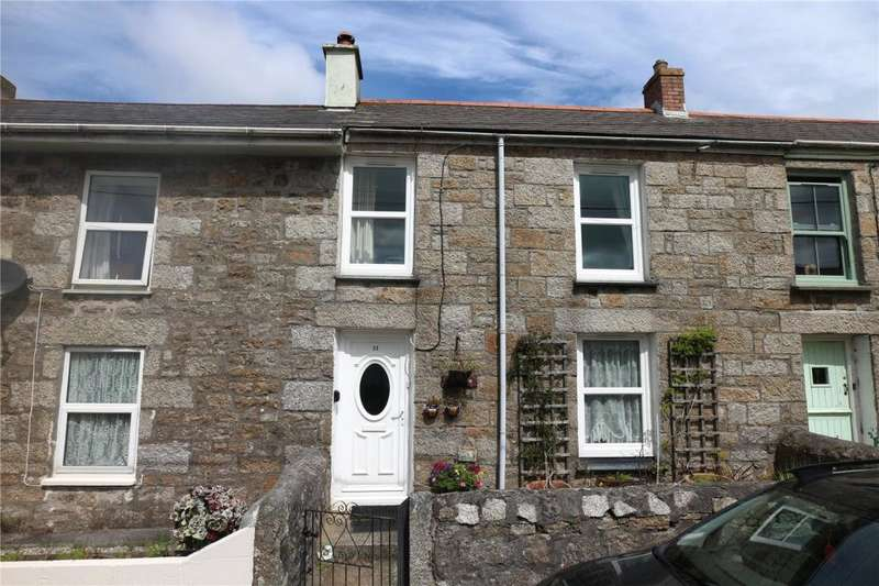 4 Bedrooms Terraced House for sale in Croft Common, Troon, Camborne