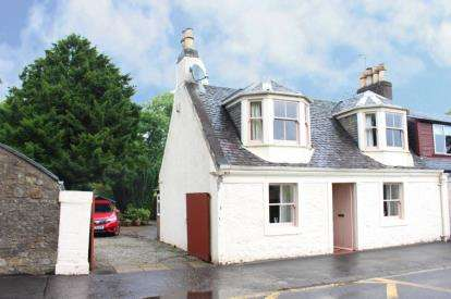 3 Bedrooms Semi Detached House for sale in Newton Of Barr, Lochwinnoch