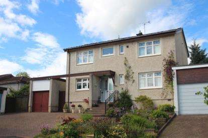 4 Bedrooms Detached House for sale in Argyle Grove, Dunblane