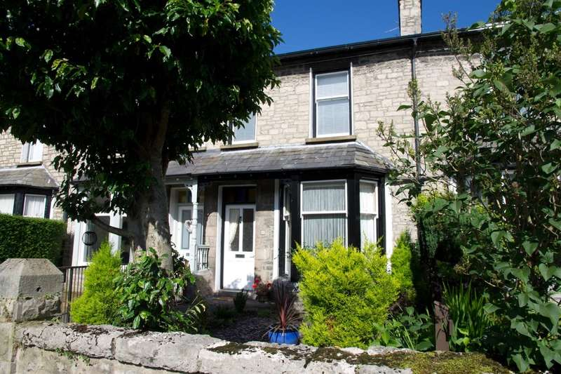 2 Bedrooms Terraced House for sale in 8 Castle Garth, Kendal, Cumbria LA9 7AT