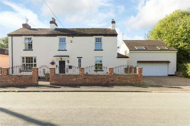 6 Bedrooms Detached House for sale in Queens Road, Calf Heath, Wolverhampton, Staffordshire
