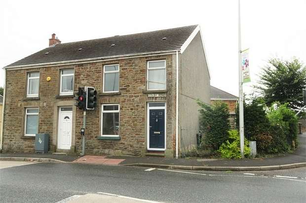 3 Bedrooms Semi Detached House for sale in Colby Road, Burry Port, Carmarthenshire