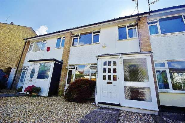 3 Bedrooms Terraced House for sale in Heath Road, Oxhey Village, Hertfordshire