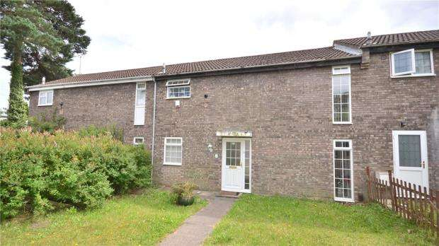 3 Bedrooms Terraced House for sale in Oakdale, Bracknell, Berkshire