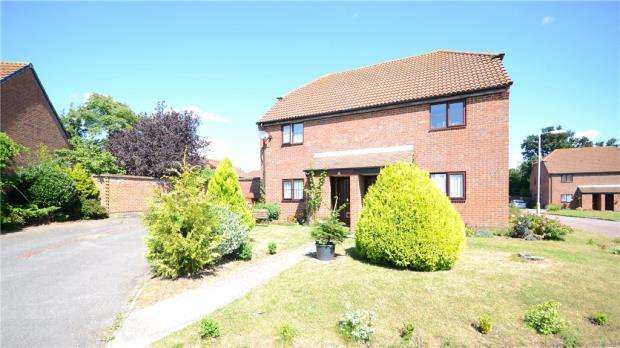 1 Bedroom Maisonette Flat for sale in Parsley Close, Earley, Reading
