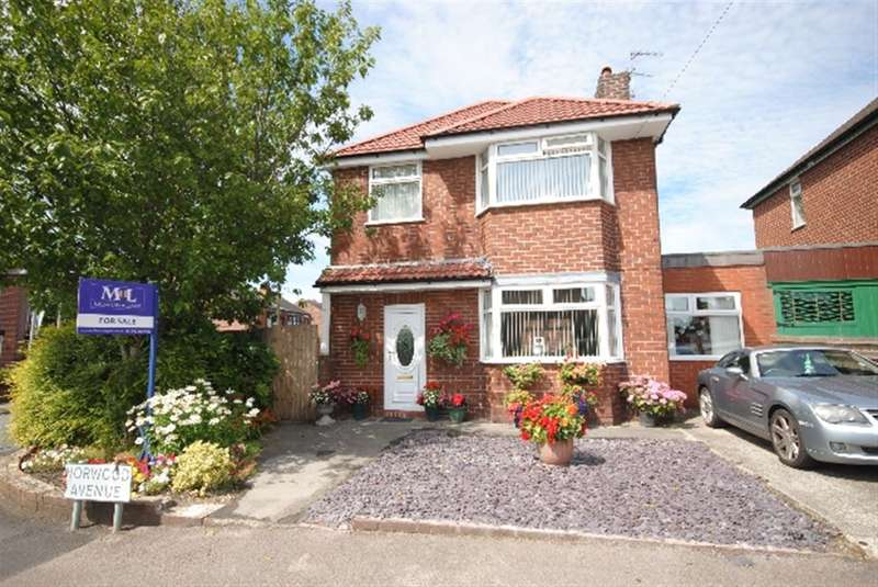 3 Bedrooms Detached House for sale in Norwood Avenue, Springfield, Wigan, WN6