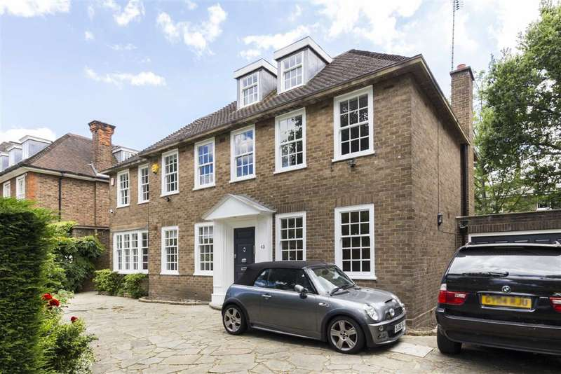 5 Bedrooms Property for rent in Springfield Road, London, NW8