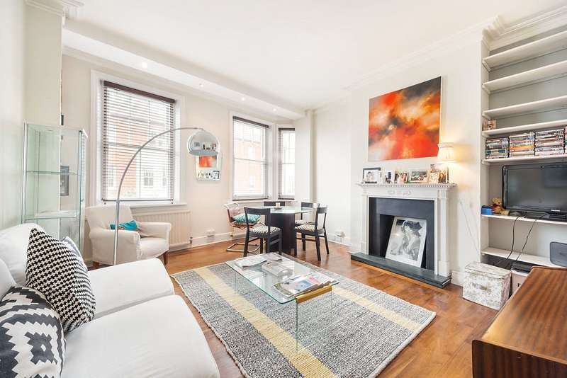 1 Bedroom Flat for sale in Cyril Mansions, Prince Of Wales Drive, London, SW11
