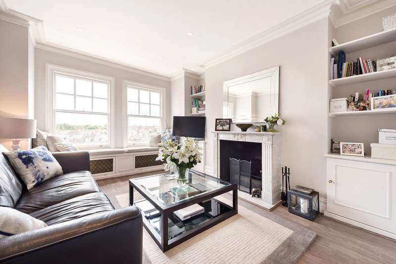 2 Bedrooms Flat for sale in Cambridge Mansions, Cambridge Road, London, SW11