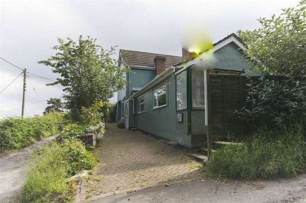 3 Bedrooms Detached House for sale in Top Road Pontesbury Hill, Pontesbury, Shrewsbury, Shropshire