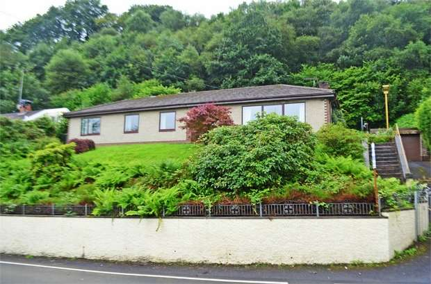 4 Bedrooms Detached Bungalow for sale in Clydach Road, Craig-Cefn-Parc, Swansea, West Glamorgan
