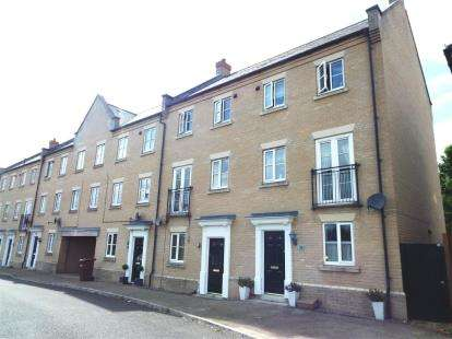 3 Bedrooms End Of Terrace House for sale in Bury St. Edmunds