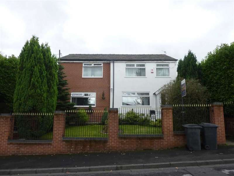 4 Bedrooms Property for sale in Wimpole Street, Higginshaw, OLDHAM, Lancashire, OL1