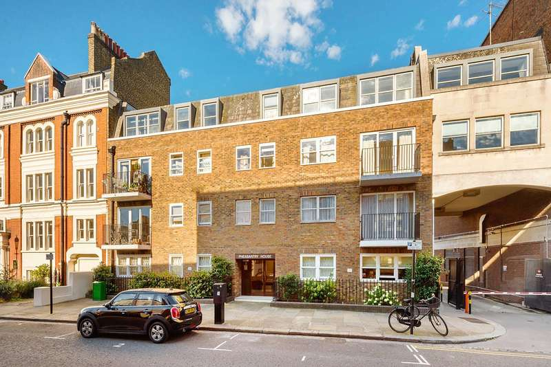 3 Bedrooms Flat for sale in Pheasantry House, 4 Jubilee Place, London, SW3