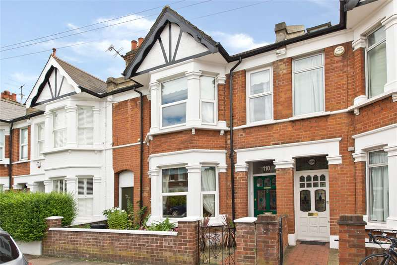 4 Bedrooms Terraced House for sale in Ravensbury Road, London, SW18