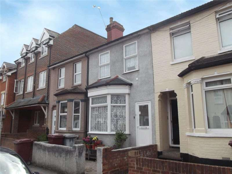 3 Bedrooms Terraced House for sale in Newport Road, Reading, Berkshire, RG1
