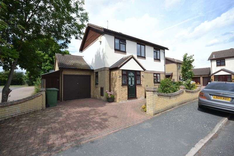 3 Bedrooms Detached House for sale in Colman Close, Stanford-Le-Hope