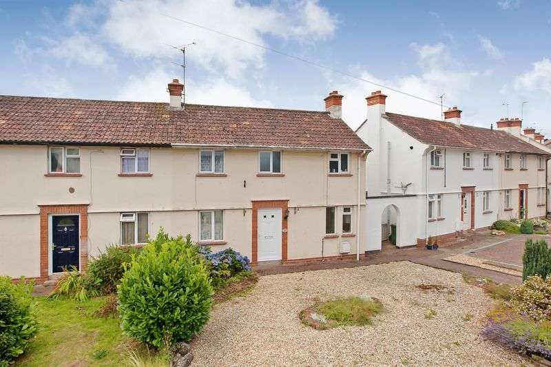 3 Bedrooms Semi Detached House for sale in Holyoake Street, Wellington