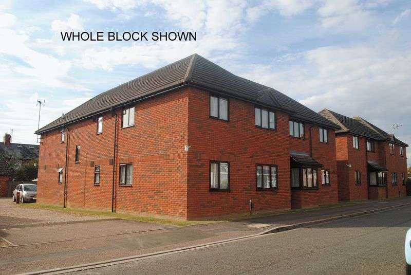 1 Bedroom Flat for sale in Bishops Court, Chichele Street, Higham Ferrers