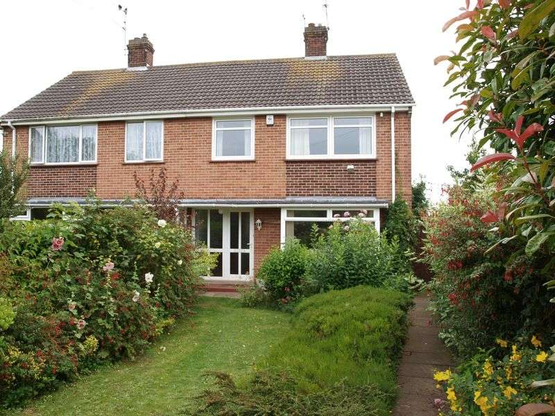 3 Bedrooms Semi Detached House for sale in Oulton Broad