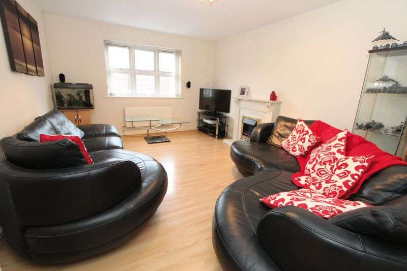 2 Bedrooms Flat for sale in Louise House, Victoria Court, Sunderland