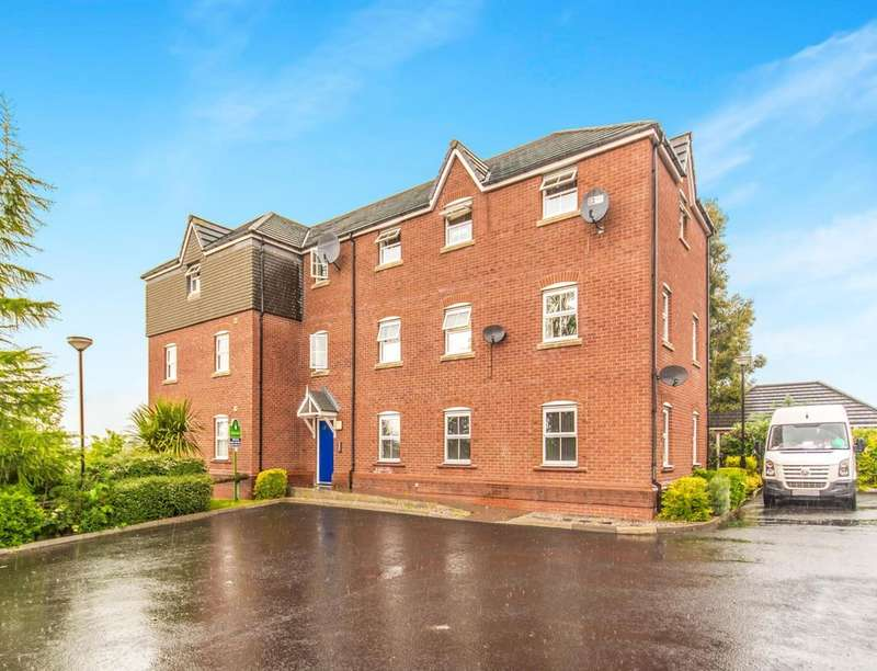 2 Bedrooms Flat for sale in Britain Street, Bury, BL9