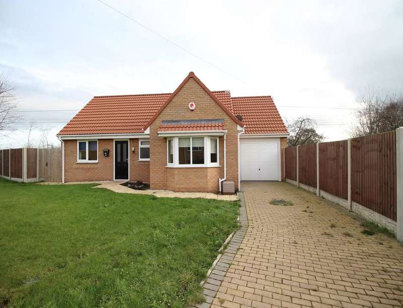 3 Bedrooms Detached Bungalow for sale in Station Road, Bawtry, Doncaster, DN10
