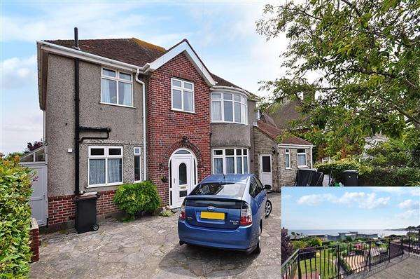 5 Bedrooms Detached House for sale in Swanage, BH19