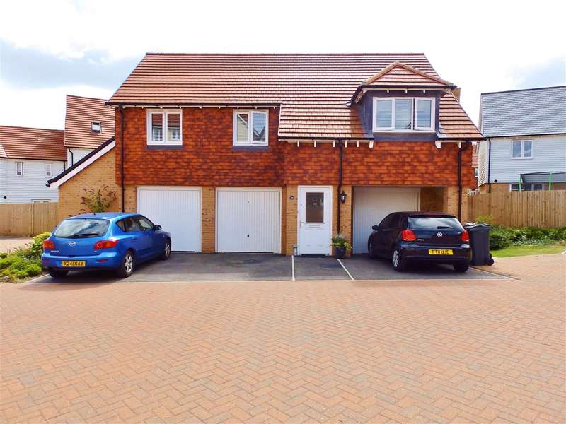 2 Bedrooms Maisonette Flat for sale in Kensington Way, Polegate