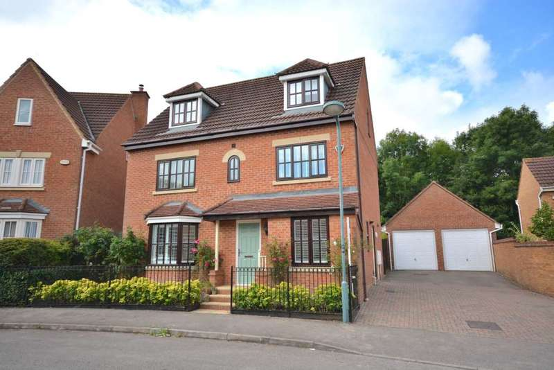 6 Bedrooms Detached House for sale in Beddoes Croft, Medbourne