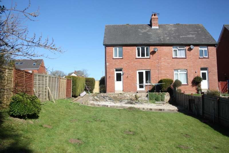 3 Bedrooms Semi Detached House for sale in Tipton St John