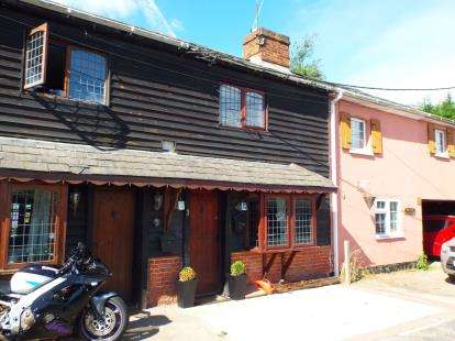 2 Bedrooms Terraced House for sale in Clacton Road, Weeley Heath, Clacton-On-Sea