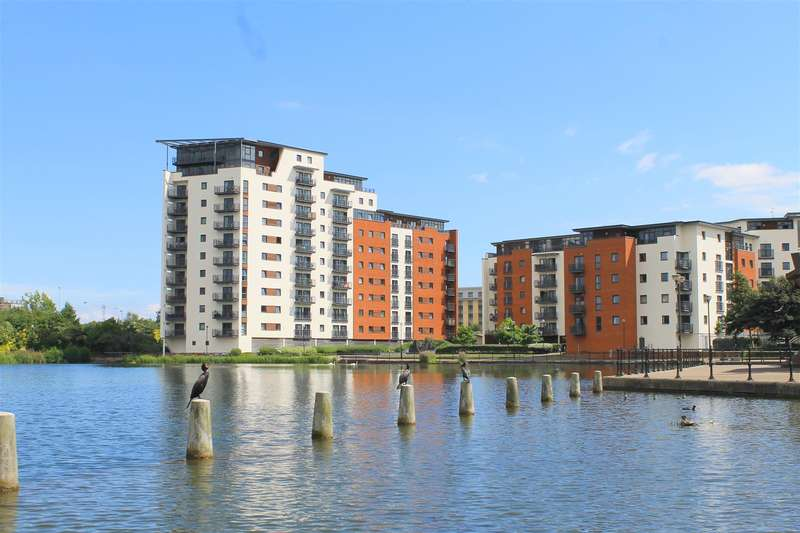 2 Bedrooms Property for sale in The Water Quarter, Cardiff Bay