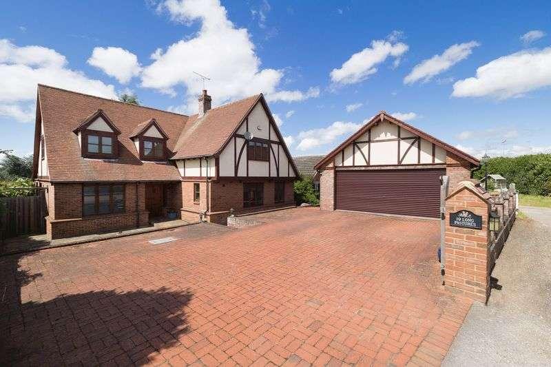 5 Bedrooms Detached House for sale in Bishops Stortford - Hertfordshire