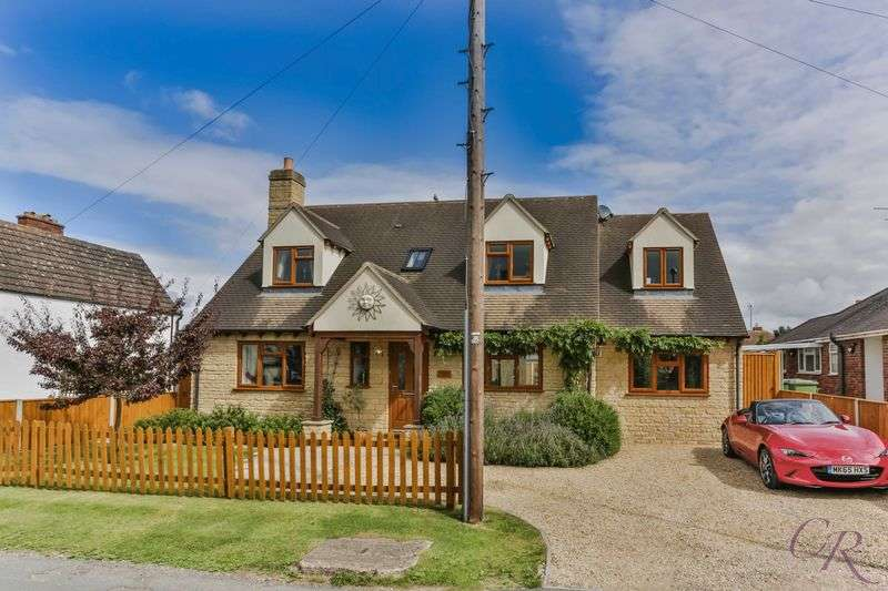 4 Bedrooms Detached House for sale in Bishops Cleeve, Cheltenham
