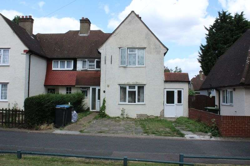 4 Bedrooms Semi Detached House for sale in Sweet Briar Green, London