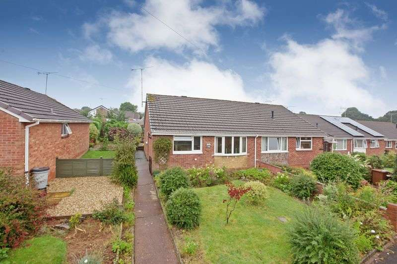 2 Bedrooms Semi Detached Bungalow for sale in Longmeadow Area