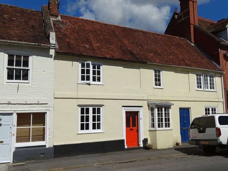 3 Bedrooms Terraced House for sale in North Street, Wilton