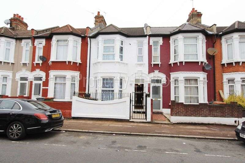 4 Bedrooms Terraced House for sale in Byron Avenue, London