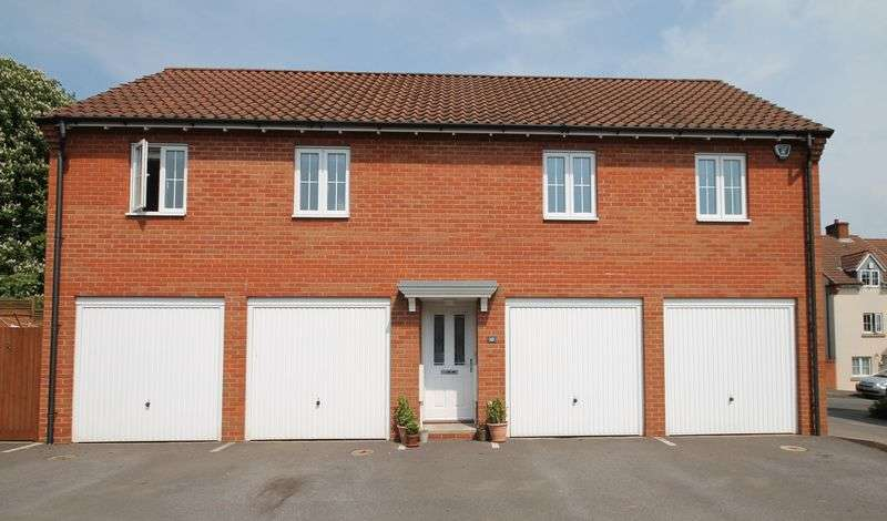 2 Bedrooms Property for sale in Camellia Drive, Hortham Village, Almondsbury