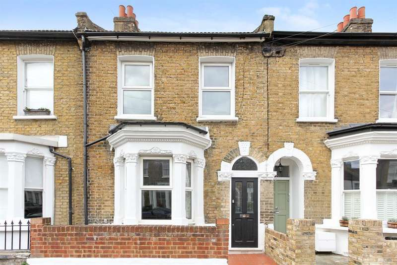 4 Bedrooms Terraced House for sale in Northway Road , London, SE5
