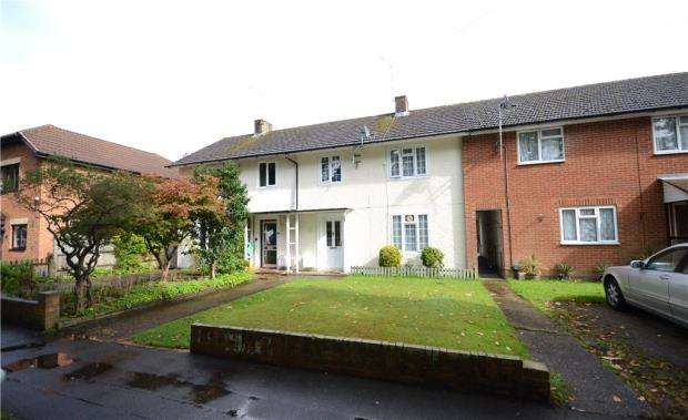 3 Bedrooms Terraced House for sale in Ladywood Avenue, Farnborough, Hampshire