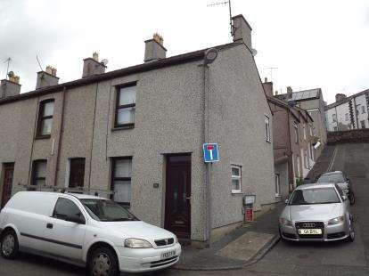 House for sale in William Street, Caernarfon, Gwynedd, LL55