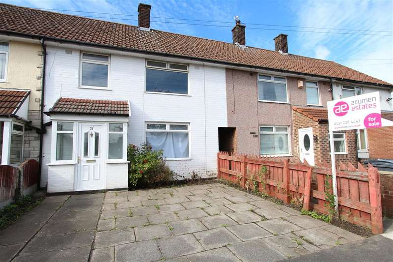 3 Bedrooms Town House for sale in Elloway Road, Speke, Liverpool