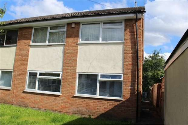 2 Bedrooms Flat for sale in 8 Queen Mary Street, Walsall, West Midlands