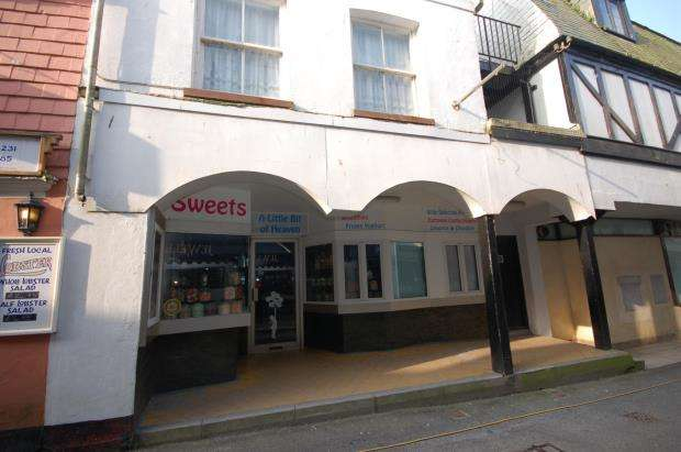3 Bedrooms Commercial Property for sale in Middle Market Street, East Looe, Cornwall