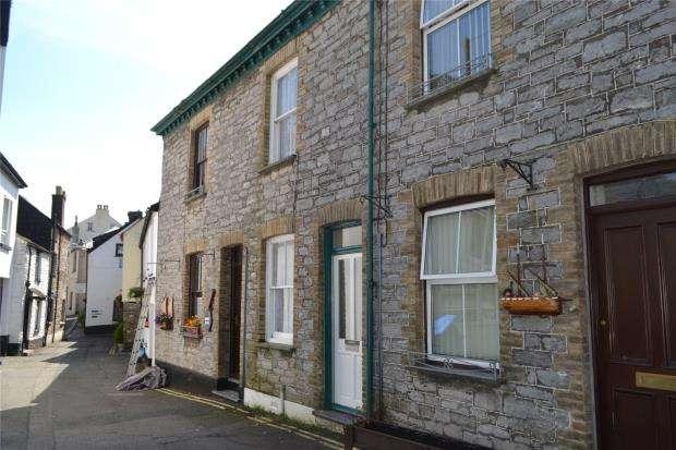 2 Bedrooms Terraced House for sale in Church Street, West Looe, Looe, Cornwall