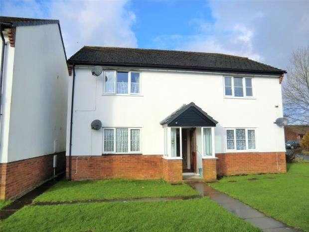 1 Bedroom Flat for sale in Stationfields, Halwill Junction, Beaworthy, Devon