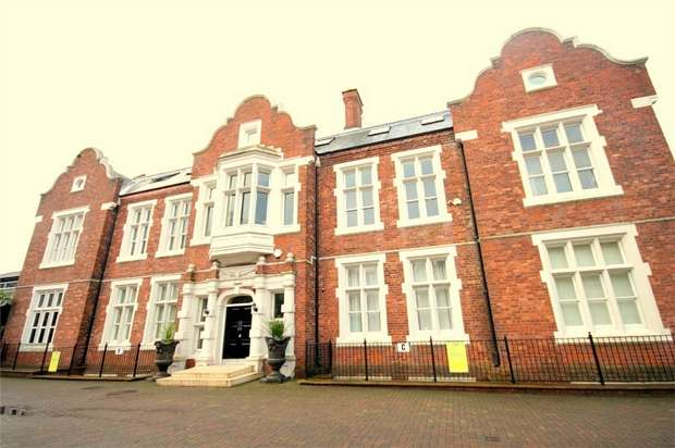 2 Bedrooms Flat for sale in Court Lane, Durham